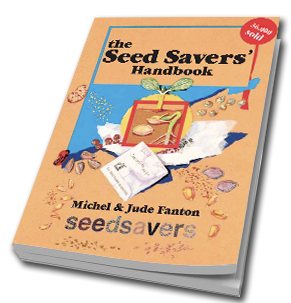 36,000 The Seed Savers' Handbook Copies sold!