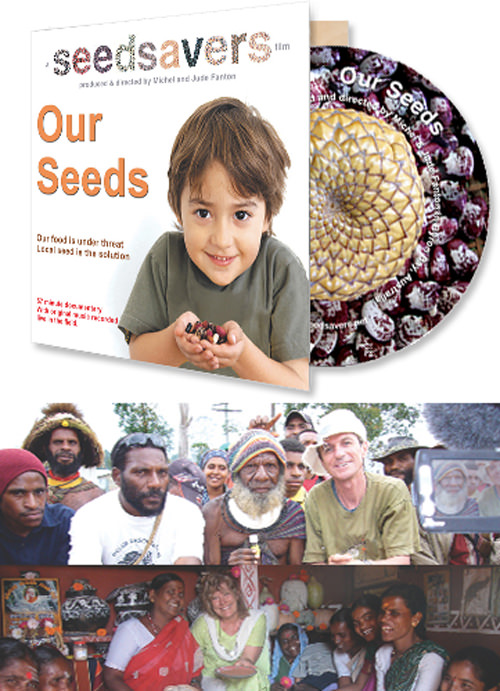 Our Seeds DVD