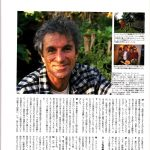 Japan, 2004, report on Michel Fanton's solidarity tour, speaking and meeting.