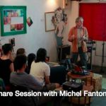 Michel Fanton addresses Eat Shoots and Roots workshop in Malaysia