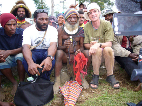 The peasant farmers of Papua New Guinea