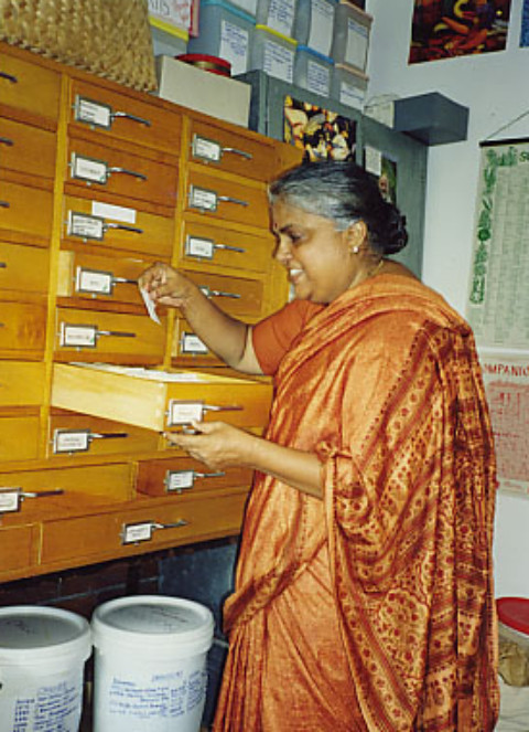 Dr. Vanaja Ramprasad