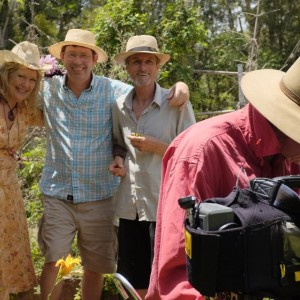 Jerry Coleby-Williams interviews SeedSavers' Michel and Jude Fanton